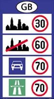 nagy britannia sebesség határok mérföldben